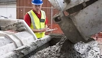 controllo processo impianto betonaggio